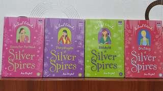 4 Novel Cerita Anak2 & 4 Komik