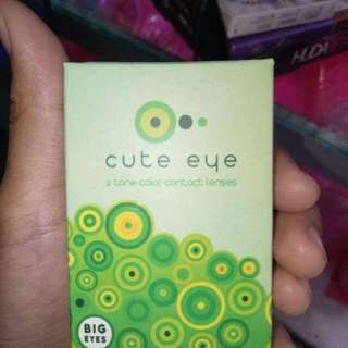Murah meriah soflen cute eye