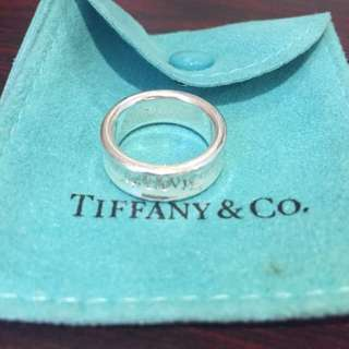 Authentic Tiffany & Co Silver 925 Ring
