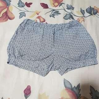 Gingersnaps baby girl shorts