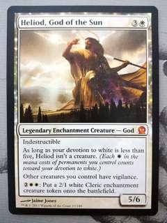 MTG Heliod, God of the Sun