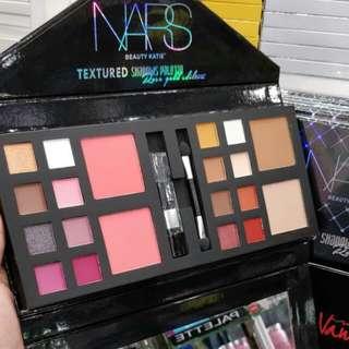 Nars - Beauty Katie Textured Shadow Pallete