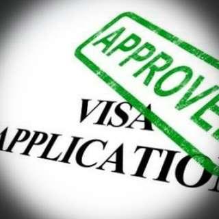 VISA Application-Processing