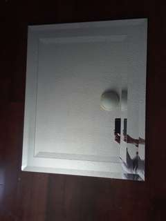 Beveled Mirror 24 x 30 inches