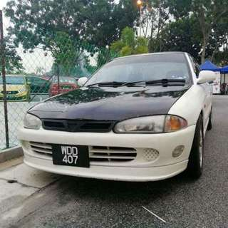 Wira 1.5cc manual thn 95
