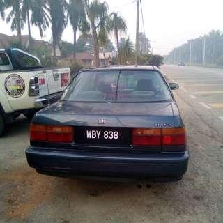 Honda accord sm4