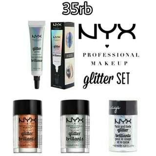 NYX Glitter Kode-1