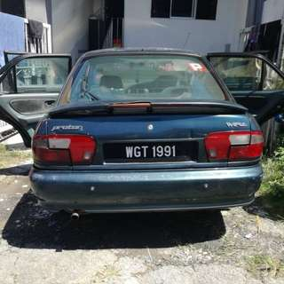 Wira aeroback 1.5cc auto