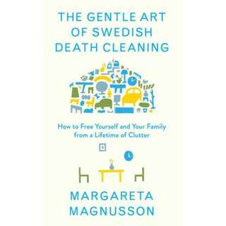 (Ebook) The Gentle Art of Swedish Death Cleaning by Margareta Magnusson