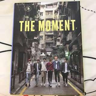 JBJ THE MOMENT Photo Book (不包明信片)