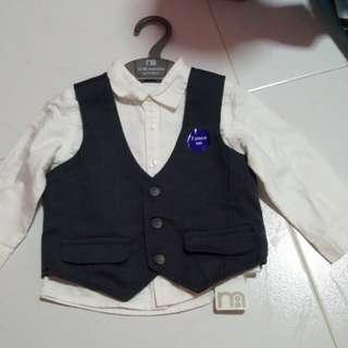 Toddler Suit Set