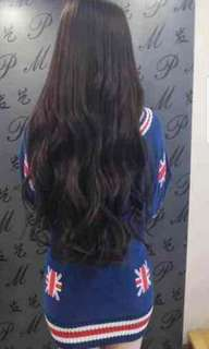 Hair extension (quality not quantity)special promo