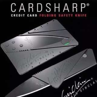 Card Sharp