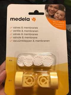 Medela Valves And Membranes - breast pump