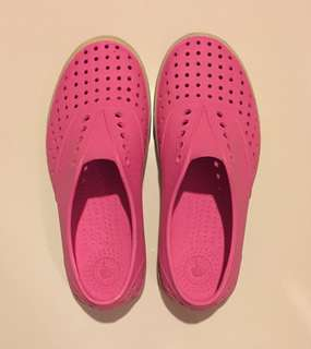 Native Shoe (Pink)