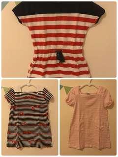 Petit Bateau Dresses - Size 3