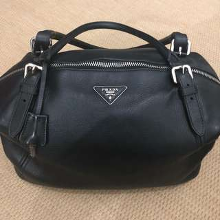 PRADA bag - make me any reasonable offer!