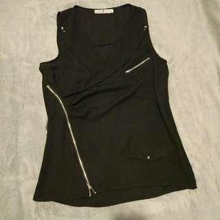Cache Cache Studded Vest