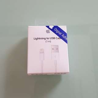 Apple original iPhone Lightning Cable