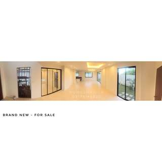 Brand New BF Homes Parañaque House and Lot For Sale