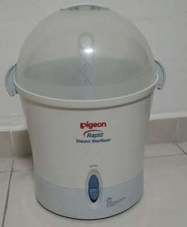 Rapid Steam Sterilizer