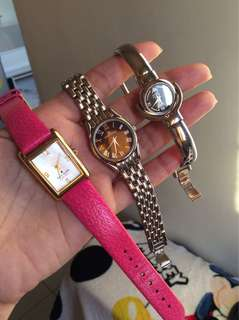 FLASH SALE!!! ANNE KLEIN KATE SPADE WATCH!