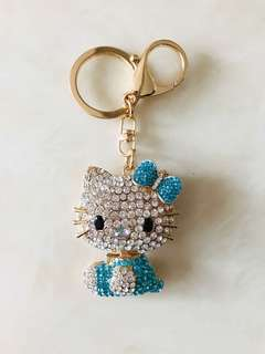 *New* Hello Kitty Bag Charm/ Key Chain