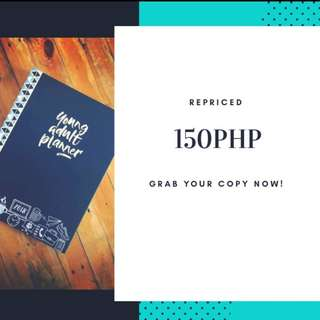 Repriced! Young Adult Planner 2018