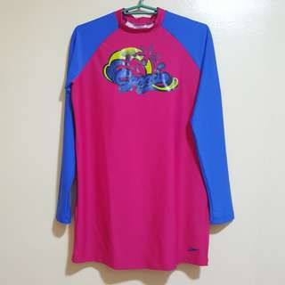 Rash Guard Unisex Speedo