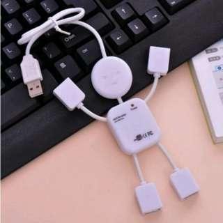 4 Ways USB Splitter Hub