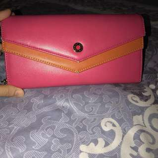 Charles and Keith Wallet - SALE!!! With dust bag