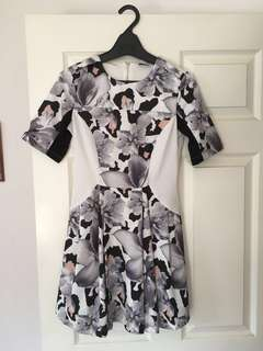 Designer Dress (Angel Biba)