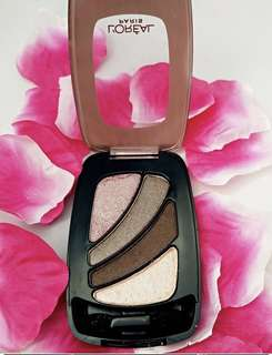 L'Oreal Colour Riche Rose for Romance Eyeshadow Quad