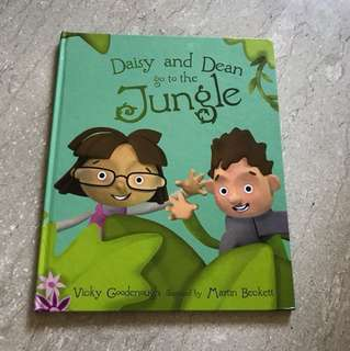 Daisy and Dean go to the Jungle