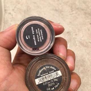 Bare minerals eye shadow