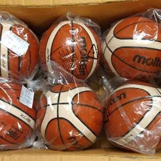 Molten 籃球 頂級室內球 GF7X UBA HBL 聯賽指定 七號