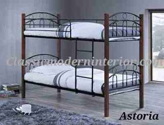 Brand new Double deck Bed frame Astoria