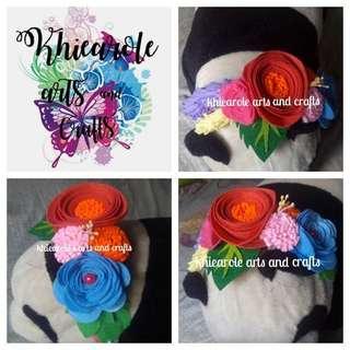 Flower crown/ headband