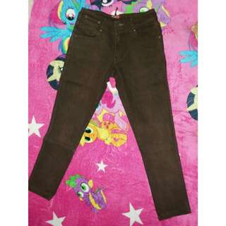 "Celana Jeans ""Brown"""