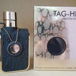 Tag-Her Prestige Edition By Armaf
