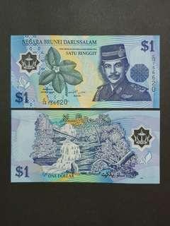 Brunei 1 Ringgit 🇧🇳 !!!