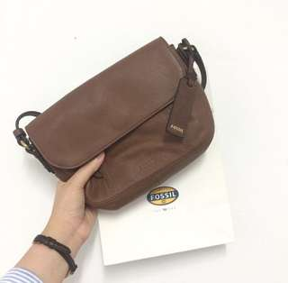 Fossil Cross Body Bag Authentic