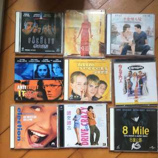 Movies VCD