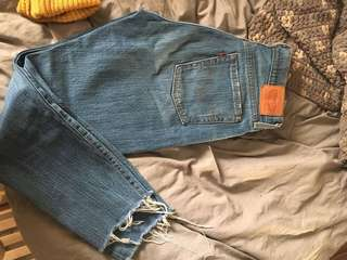 Levi's Wedgie Fit Jeans