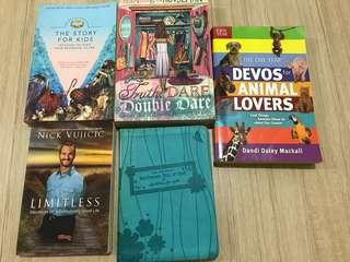Christian Devotions Books