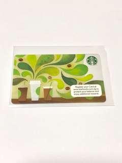🇸🇬 Starbucks card (Deactivated)