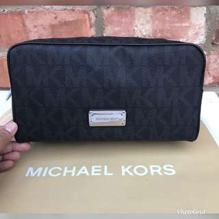 Michael Kors Large Pouch/ travel pouch