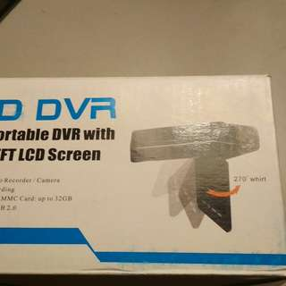 Camera mobil hd dvr dash cam
