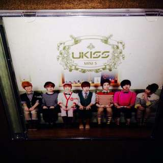 UKISS - Mini 5 CD
