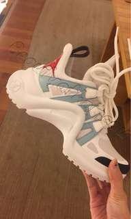 LV Archlight sneaker LV trainer LV shoes Australia pre order